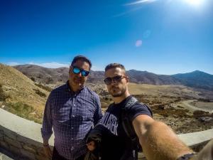 Δολοφονία Μιχάλη Ζαφειρόπουλου: Το τελευταίο του ταξίδι με τον γιο του