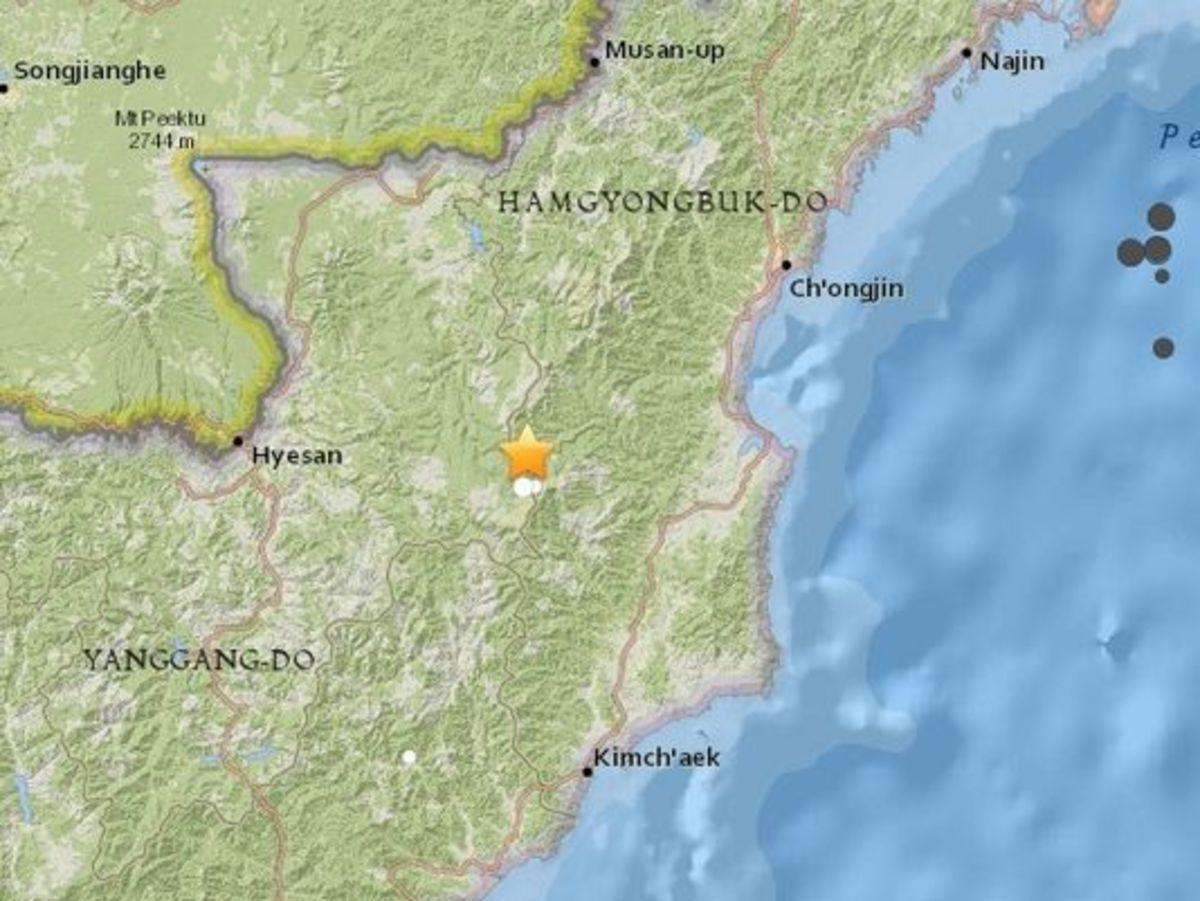 Βόρεια Κορέα: Ο «ύποπτος» σεισμός και οι αξιωματούχοι που «εξαφανίστηκαν» ξαφνικά | Newsit.gr