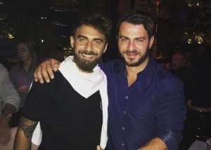 Γιώργος Αγγελόπουλος: Το ταξίδι του στην Κύπρο και η συνάντηση με τον Μάριο Πρίαμο Ιωαννίδη! [pics,vid]