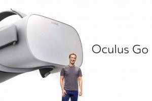 Oculus Go: Tο νέο αυτόνομο VR headset της Oculus