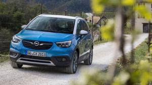 Νέα έκδοση που καταναλώνει υγραέριο για το Opel Crossland X