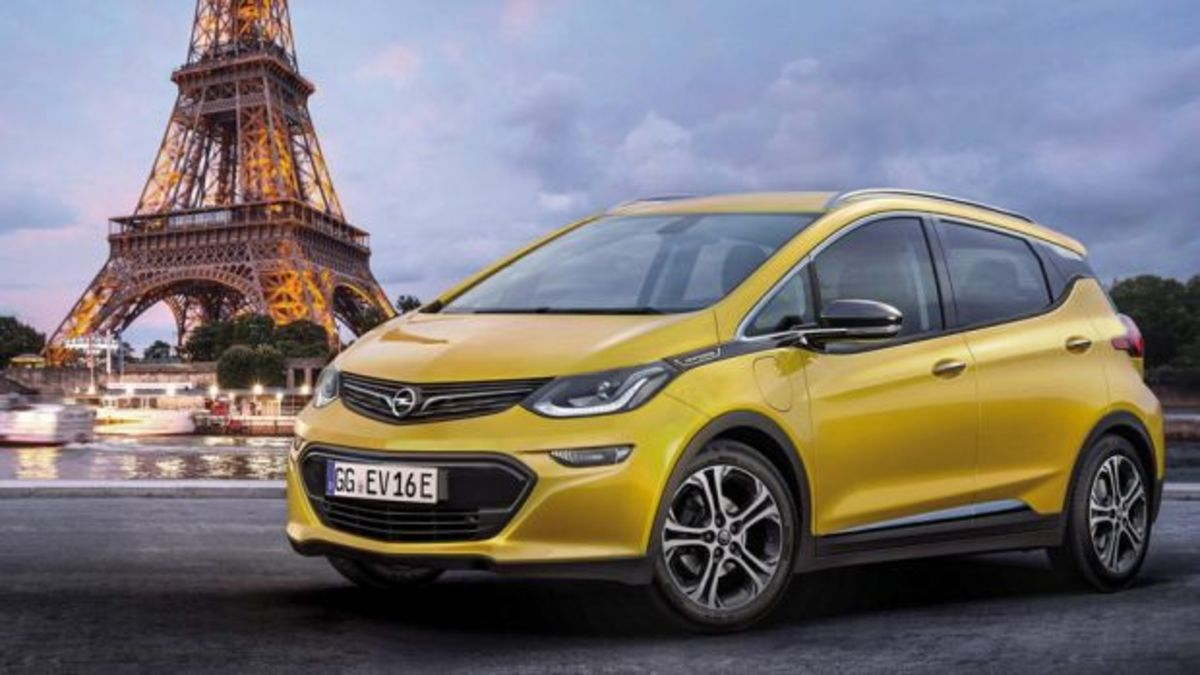 Το Opel Ampera-e είναι θύμα της επιτυχίας του   Newsit.gr