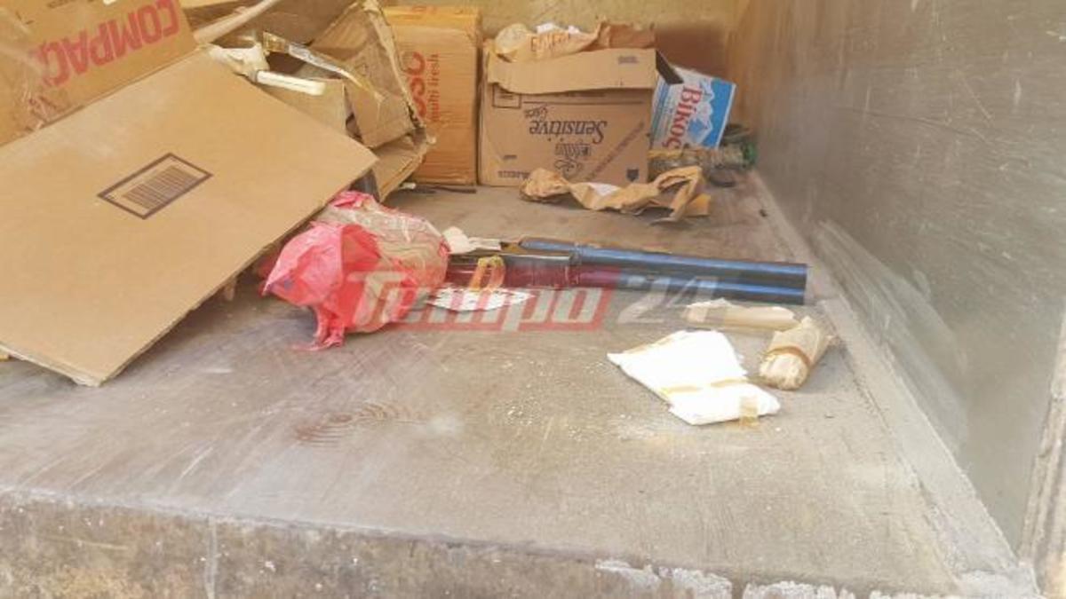 Πάτρα: Βρήκαν κι άλλα όπλα στο ΧΥΤΑ που έγινε η έκρηξη! | Newsit.gr