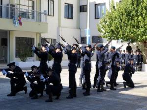 Χαμόγελα και συγκίνηση στην ορκωμοσία των νέων Αξιωματικών της Νοσηλευτικής! [pics]