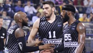 Basketball Champions League: Πρώτη νίκη ο ΠΑΟΚ!