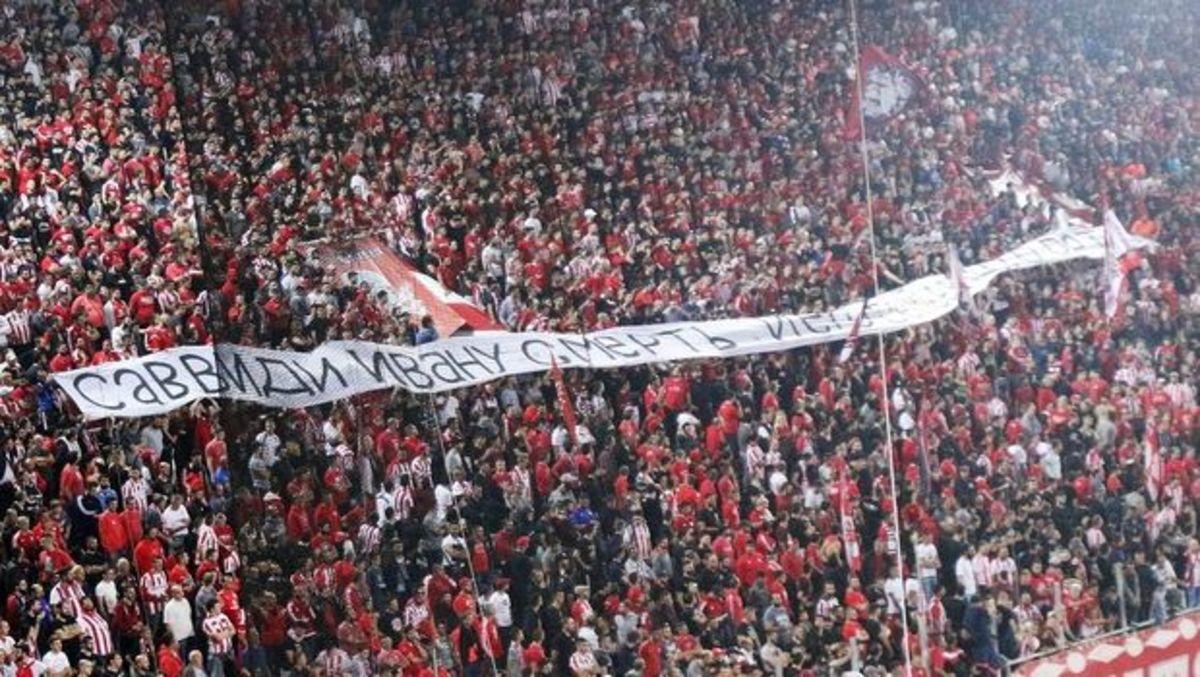 Ο Σαββίδης απάντησε στο εμέτικο πανό των «ερυθρόλευκων» που ευχόταν θάνατο στην οικογένειά του | Newsit.gr