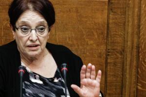 Αλλαγή φύλου: «Πέσιμο» της Παπαρήγα στον Κοντονή, στο καφενείο της Βουλής!