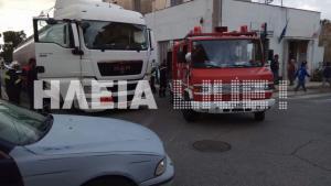 Ηλεία: Βυτιοφόρο παρέσυρε και σκότωσε την Κασσάνδρα Καμαρινού – Ασύλληπτη τραγωδία στην Αμαλιάδα [pics]