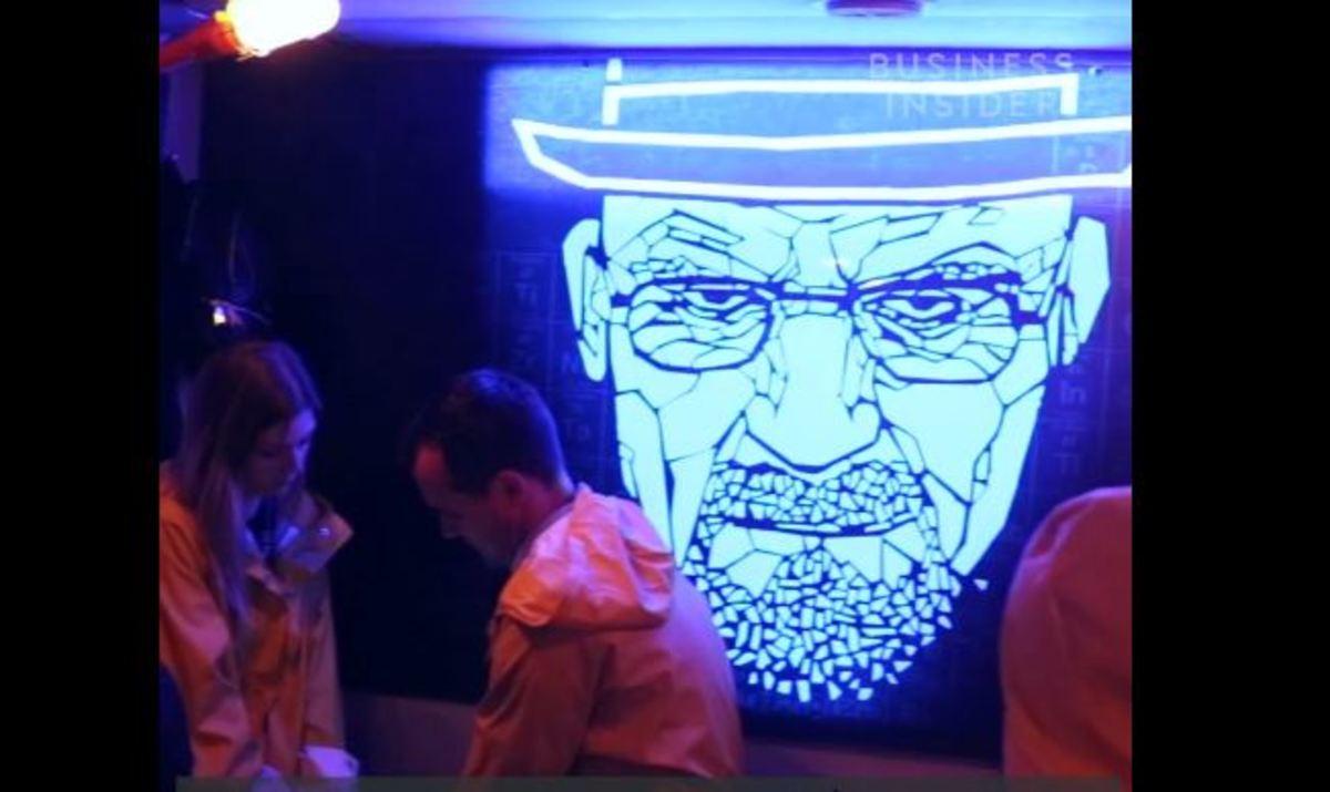 Ένα μπαρ αποκλειστικά για τους λάτρεις του Breaking Bad | Newsit.gr