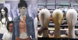 Πώς φτιάχνονται οι κούκλες βιτρίνας