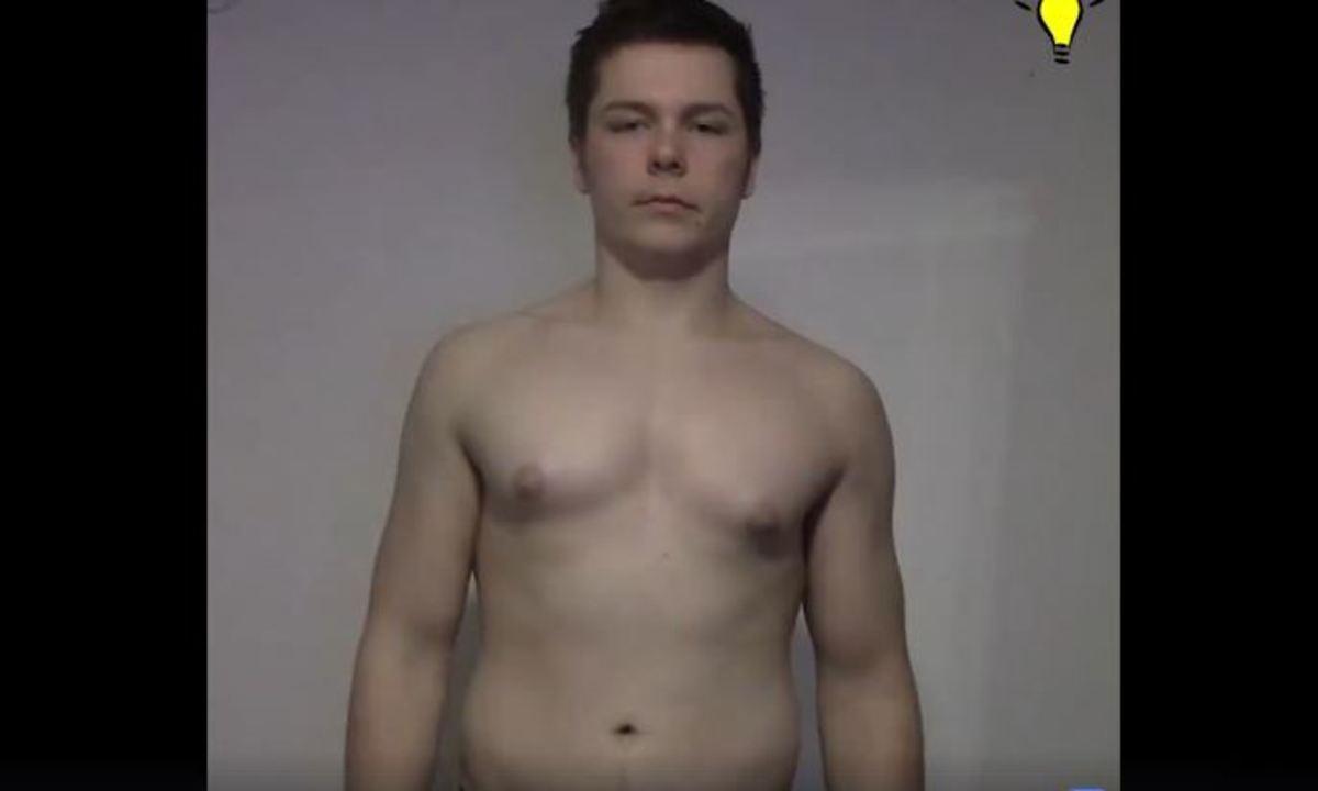Από παχύσαρκος σε personal trainer μέσα σε 2 χρόνια