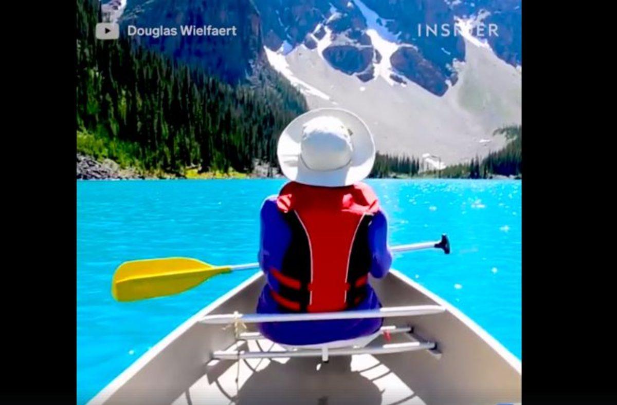 Η πιο γαλάζια λίμνη του κόσμου βρίσκεται στον Καναδά | Newsit.gr