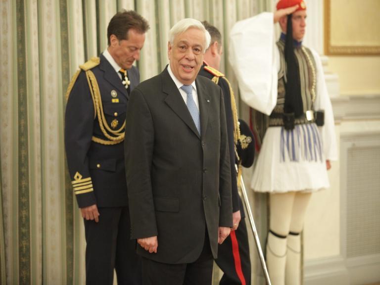 Στην Κέρκυρα ο Πρόεδρος της Δημοκρατίας, Προκόπης Παυλόπουλος   Newsit.gr