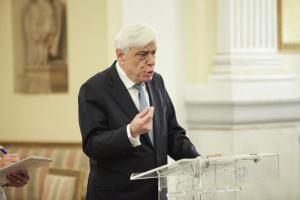 Παυλόπουλος: Παράνομο και ανυπόστατο το δημοψήφισμα στην Καταλονία