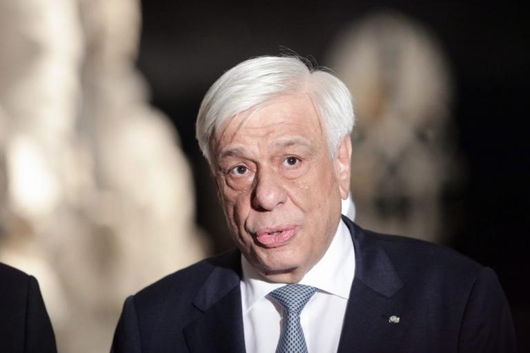 Παυλόπουλος: Δεν υπάρχουν γκρίζες ζώνες στο Αιγαίο – Μη διανοηθεί κανείς να αμφισβητήσει τα σύνορα   Newsit.gr