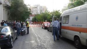 Πάτρα: Μεθυσμένος ποδηλάτης έπεσε πάνω σε μηχανάκι
