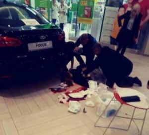 Πολωνία: 27χρονος σκόρπισε τον τρόμο στο mall – 1 γυναίκα νεκρή