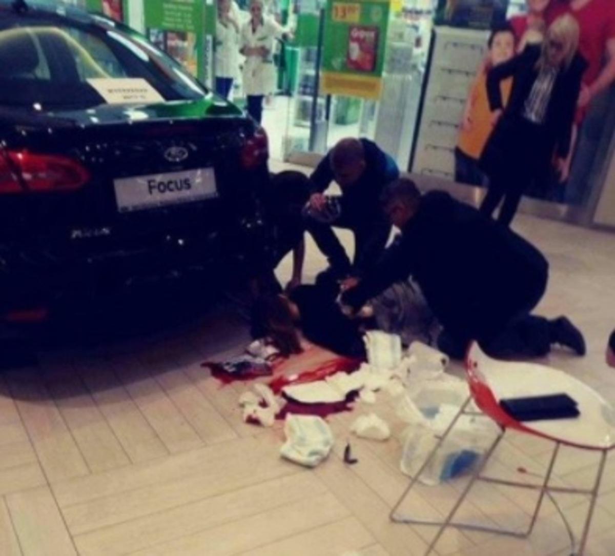 Πολωνία: 27χρονος σκόρπισε τον τρόμο στο mall – 1 γυναίκα νεκρή | Newsit.gr