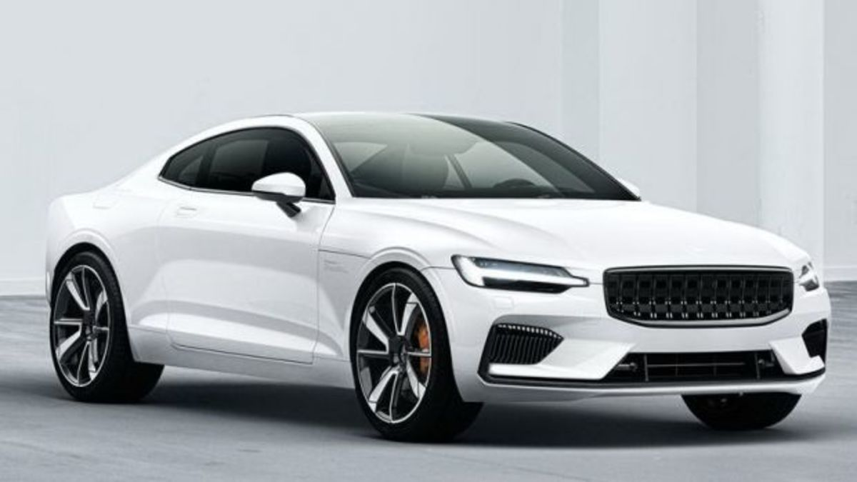 Polestar 1: Ένα… Volvo υψηλών επιδόσεων [vid]   Newsit.gr