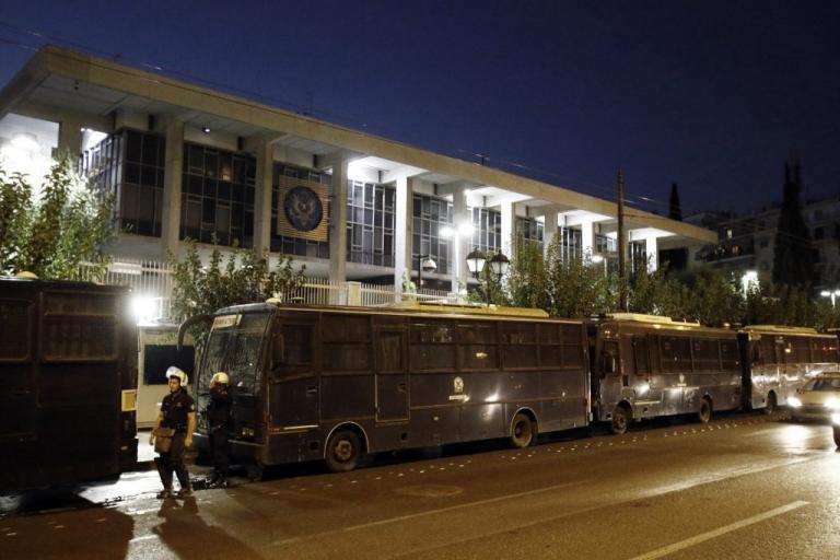 Κλειστή η αμερικανική πρεσβεία στις 9 Οκτωβρίου   Newsit.gr