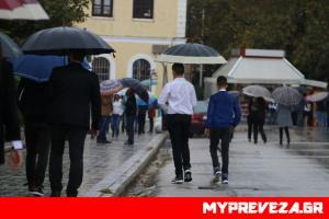 28η Οκτωβρίου: Ακυρώθηκε η παρέλαση στην Πρέβεζα [pics]