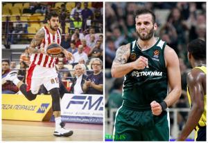 Euroleague: Εντυπωσιακό Top 10 με διπλή ελληνική συμμετοχή [vid]