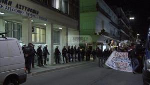Ιωάννινα: Προσαγωγές συνδικαλιστών σε κινητοποίηση έξω από σούπερ μάρκετ