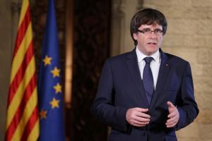 Καταλονία: Το… τραβάει ο Πουτζδεμόν – Αρνήθηκε να μιλήσει στη Γερουσία