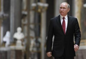Δημοσκόπηση: Ο Πούτιν δεν έχει… αντίπαλο στις εκλογές