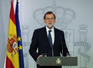 Καταλονία: Αυτονομία τέλος η «απάντηση» Ραχόι στον Πουτζδεμόν