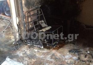 ΣΥΡΙΖΑ Ρεθύμνου: Εμπλεκόμενος στην απαγωγή Λεμπιδάκη, είχε κάψει τα γραφεία μας