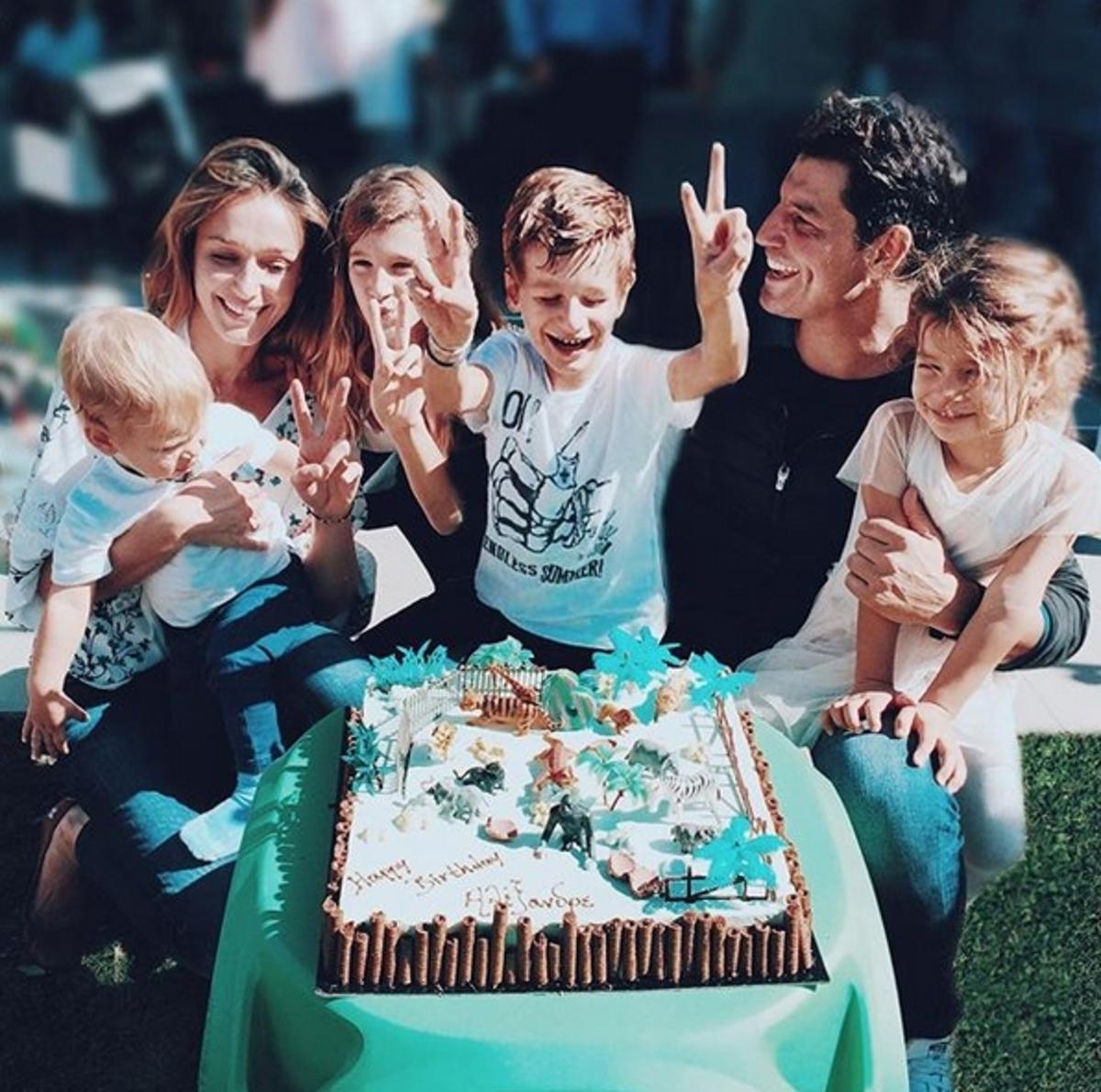 Σάκης Ρουβάς – Κάτια Ζυγούλη: Το πάρτυ για τα γενέθλια του γιου τους, Αλέξανδρου! | Newsit.gr