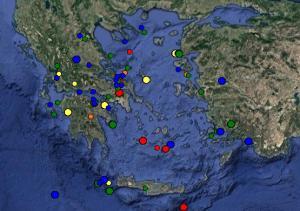 Σεισμός σήμερα LIVE τι καταγράφουν οι σεισμογράφοι