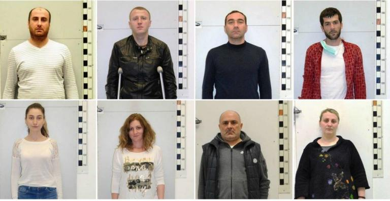 Αυτοί είναι οι αδίστακτοι Γεωργιανοί ληστές που εξαπατούσαν ηλικιωμένους παριστάνοντας τους εφοριακούς [pics] | Newsit.gr