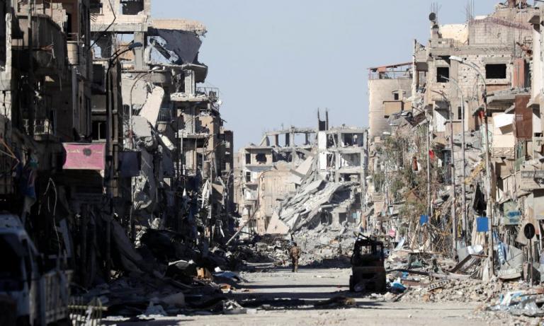 Συρία: Υποχωρεί διαρκώς το Ισλαμικό Κράτος – Έχασε και την Αλ Καριατάιν | Newsit.gr