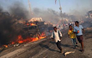 Σομαλία: 276 οι νεκροί από το μακελειό στο Μογκαντίσου