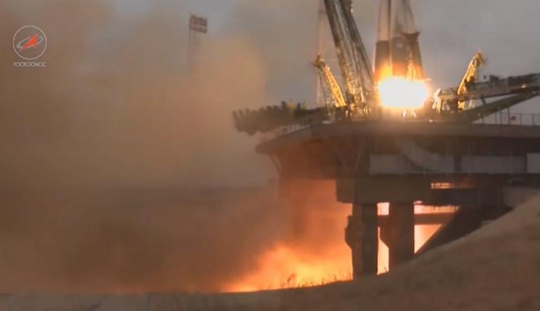 Ρωσικό διαστημόπλοιο υπέστη αποσυμπίεση! [vids, pics] | Newsit.gr