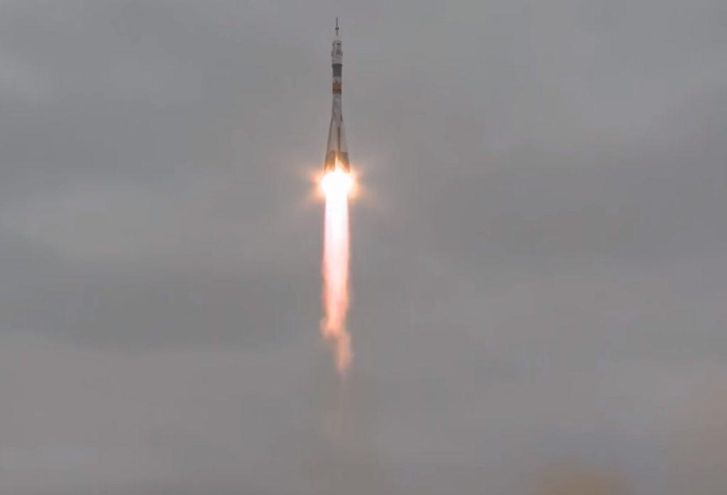 ρωσικό διαστημόπλοιο