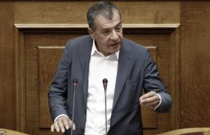 Σταύρος Θεοδωράκης: Όταν μιλάμε για ανθρώπινα δικαιώματα εμείς δεν κρυβόμαστε