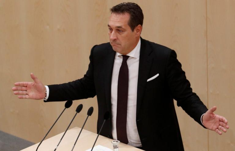 Ο νεοναζί που θα γίνει αντικαγκελάριος της Αυστρίας | Newsit.gr