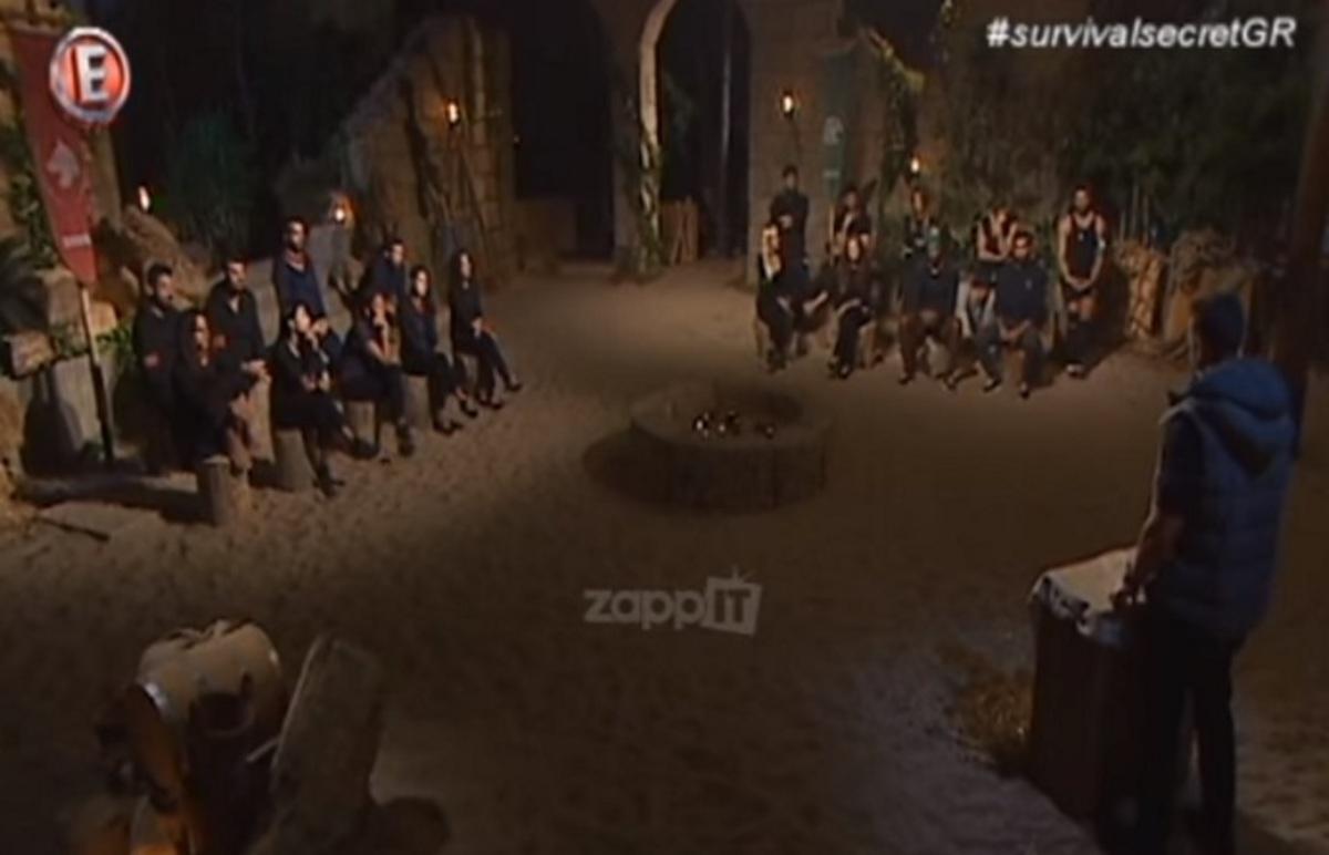 Survival Secret: Αυτή η παίκτρια αποχώρησε από την Κουρούτα! | Newsit.gr