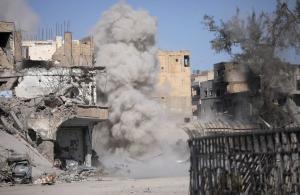 Συρία: Δεκάδες νεκροί από βομβιστική επίθεση του Ισλαμικού Κράτους