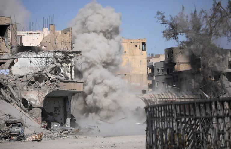 Συρία: Θάνατος στον Ευφράτη από ρωσικά πυρά – Νεκροί άμαχοι | Newsit.gr