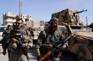 """Συρία: Με 30.000 στρατιώτες """"φορτώνει"""" τα σύνορα ο Διεθνής Συνασπισμός – Οργισμένη αντίδραση της Τουρκίας"""