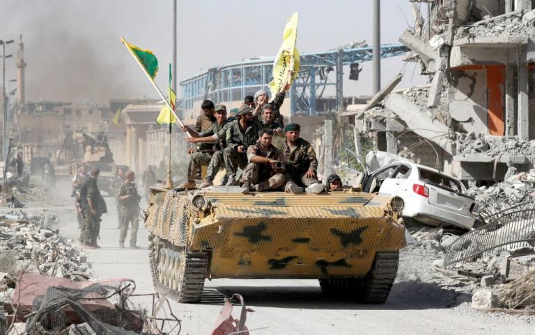 Συρία: Τεράστιες απώλειες για το Ισλαμικό Κράτος – Έχει χάσει το 87% των εδαφών που κατείχε | Newsit.gr