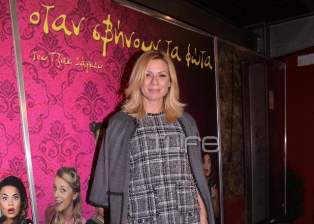 Κατερίνα Καραβάτου: Στηρίζει τον Κρατερό Κατσούλη σε κάθε του βήμα! [pics]   Newsit.gr