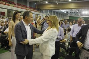 Τον συμψηφισμό των ποσοστών τους στις δημοσκοπήσεις ζητούν Γεννηματά και Θεοδωράκης