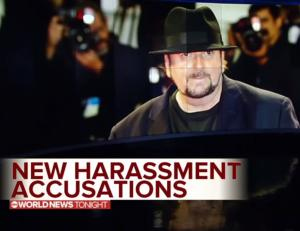 38 γυναίκες κατηγορούν πασίγνωστο σκηνοθέτη για σεξουαλική παρενόχληση!