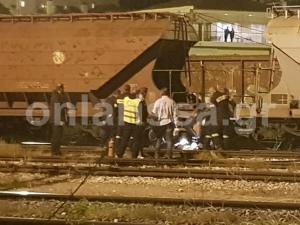 Λάρισα: Με πολύ σοβαρά εγκαύματα νεαρός άνδρας – Έπαθε ηλεκτροπληξία στις γραμμές του τρένου