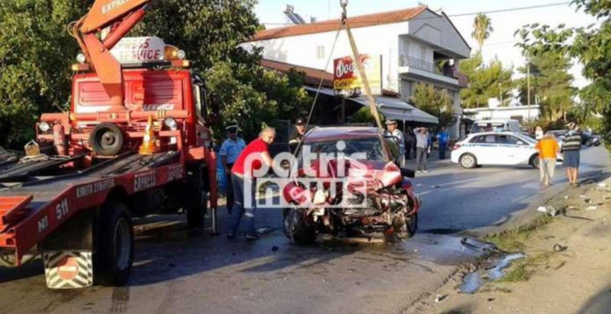 Πύργος: Νέα τραγωδία στην άσφαλτο – Νεκρός ένας 42χρονος [pics] | Newsit.gr